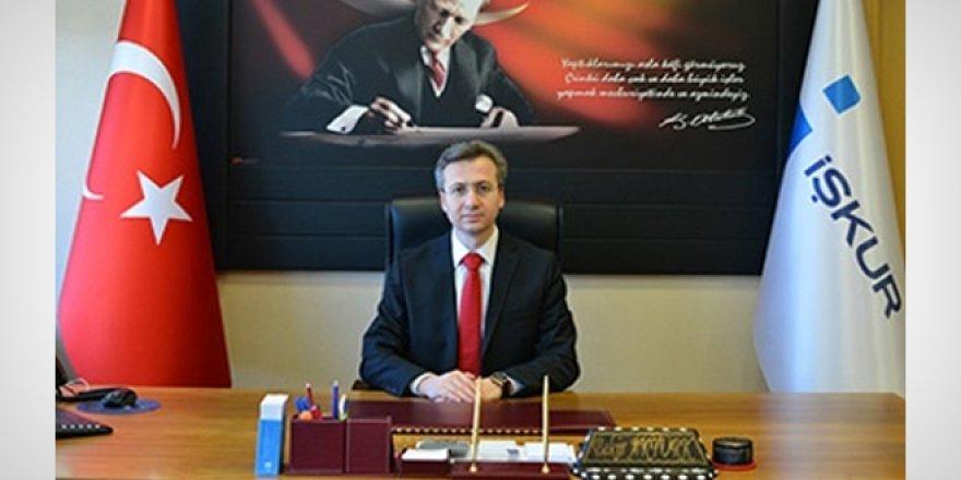 İŞKUR'un yeni Genel Müdürü belli oldu