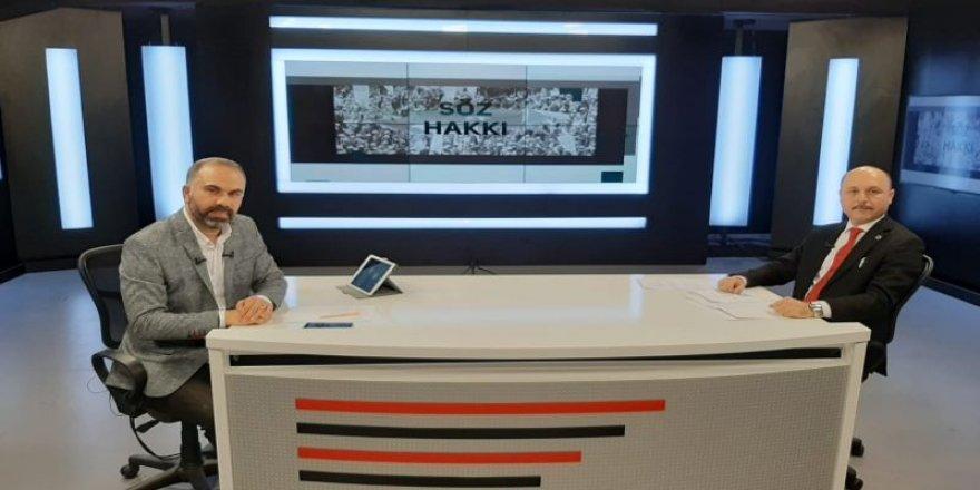 "Talip Geylan:""Devlet Memurunu Tahkir Etmek, Devleti Tahrip Etmektir."""