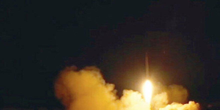 İran'ın ABD'ye attığı füzeler kontrollü çıktı