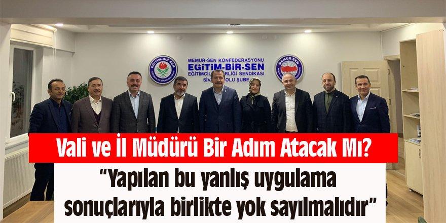 Ali Yalçın'dan Müdür Kıyımına Tepki: Sonuçlarıyla Birlikte Yok Sayılmalıdır