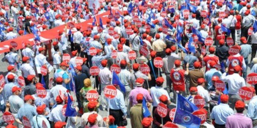 İşçi sendikalarının 2020 yılı Ocak ayı üye sayıları açıklandı