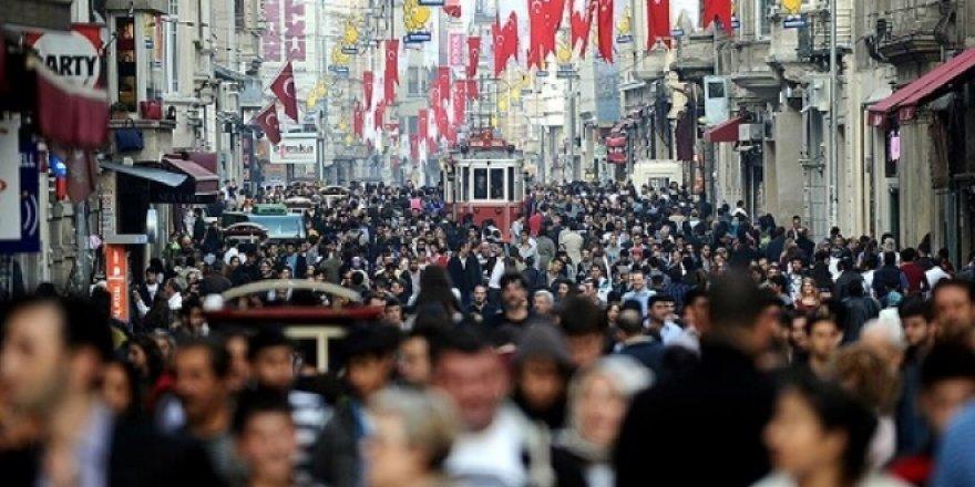 Tek tek Türkiye'nin 974 ilçesinin nüfusu