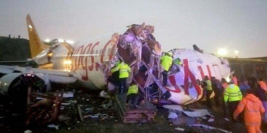 Uçak kazasıyla ilgili iki pilot hakkında soruşturma
