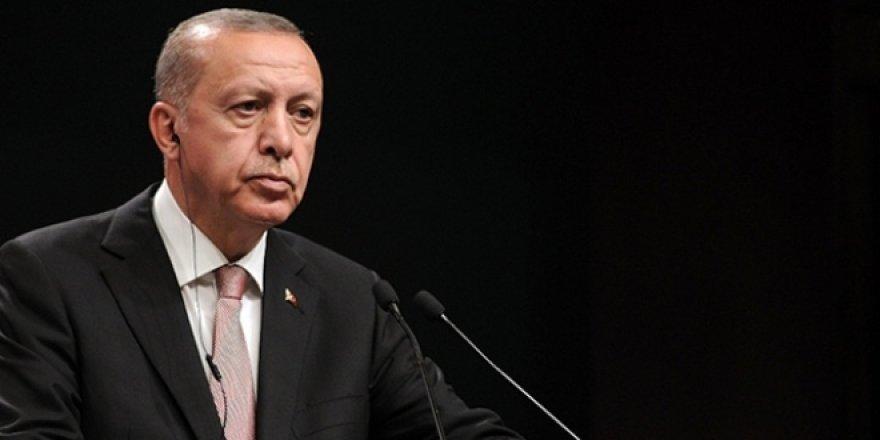 Erdoğan'dan vekillere uyarı: Aklınıza geleni paylaşmayın