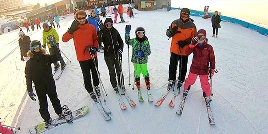 Vatandaş, İmamoğlu'nun kayak tatiline ne dedi?