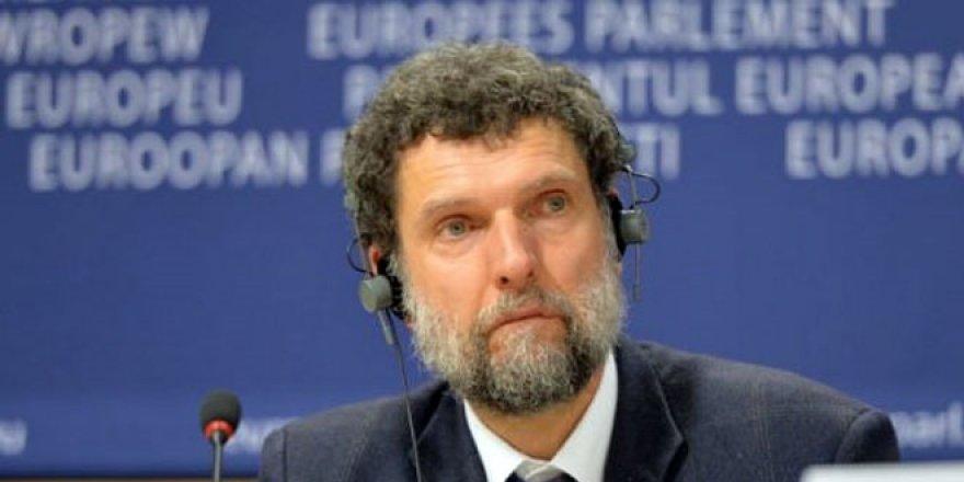 Osman Kavala'nın tahliyesine karar verildi