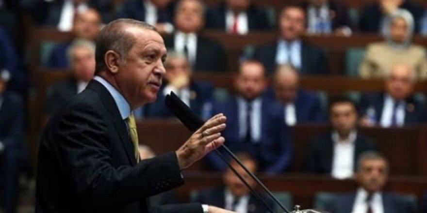 Erdoğan'dan milletvekillerine tepki