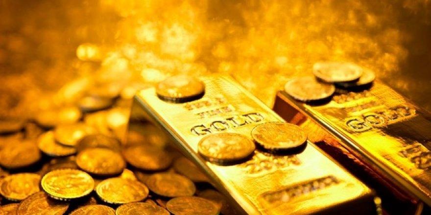 Altın da sıradışı durum!7 yılın zirvesinde