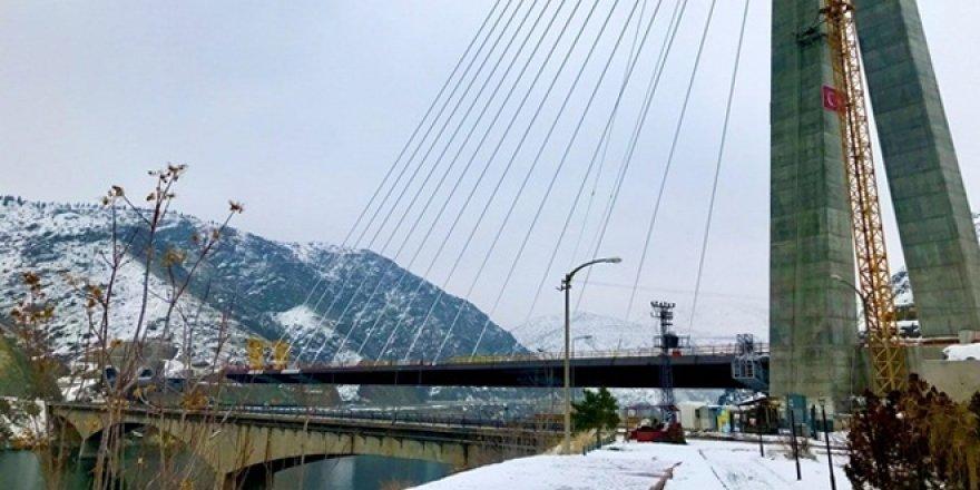 Kömürhan köprüsü Dünyada 4. olacak! Temmuz'da açılıyor