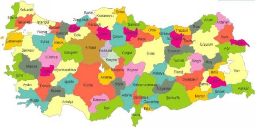Türkiye'nin en mutlu şehri belli oldu!