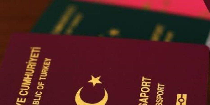 11.027 KHK'lının pasaportlarındaki tahdit kaldırıldı