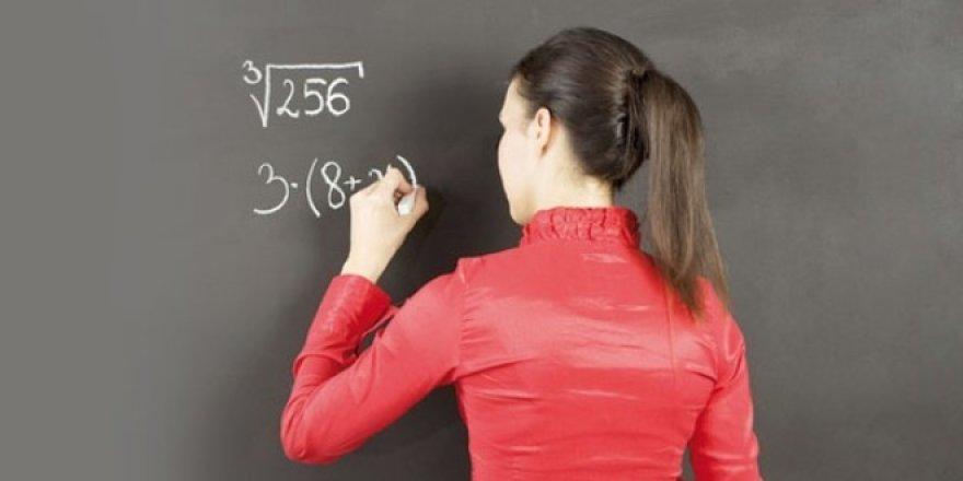 '20 bin öğretmen kadrosu çok yetersiz, 100 bin olmalı'