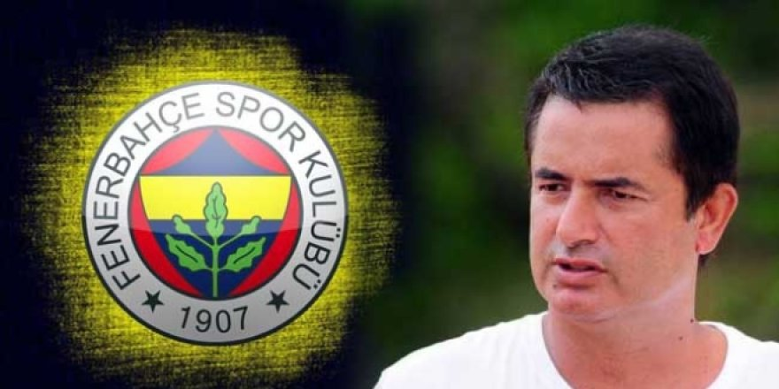 Acun Ilıcalı: Tek ricam, lütfen Fenerbahçe'den gitsin!