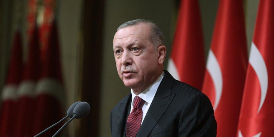 Erdoğan: Bu çarpık düzenin devam etme şansı kalmamıştır