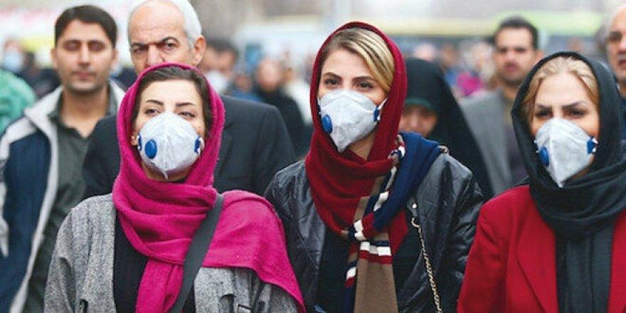 Çin'de Vuhan İran'da Kum