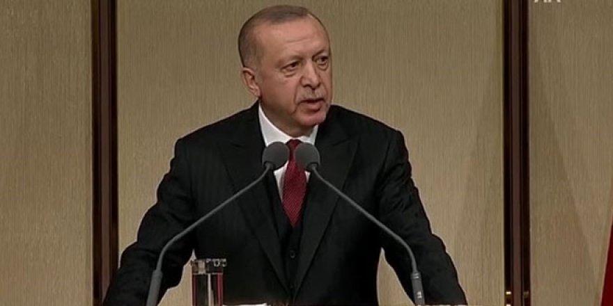 Erdoğan'dan Fox TV'ye sert tepki