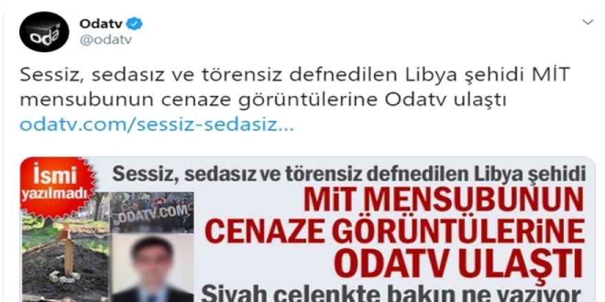 MİT personelini deşifre eden gazeteci gözaltına alındı