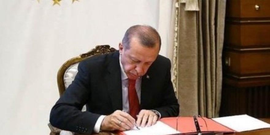 Bakanlıklarda Üst Düzey Atamalar - 16 Mayıs 2020 tarihli atama kararnamesi