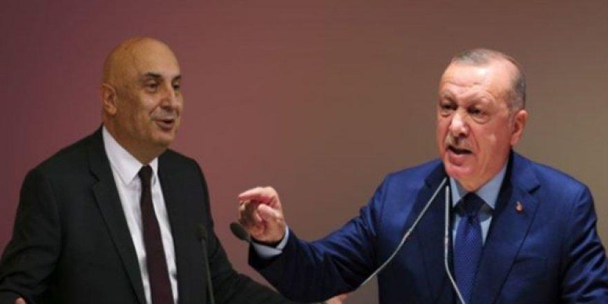Erdoğan'dan CHP'li vekile 1 milyon TL'lik tazminat