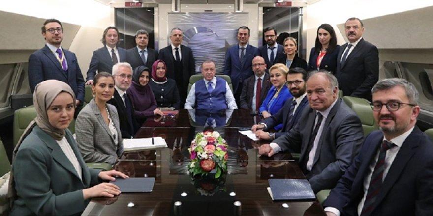 Erdoğan: Saldırılara karşı her an teyakkuzda olacağız