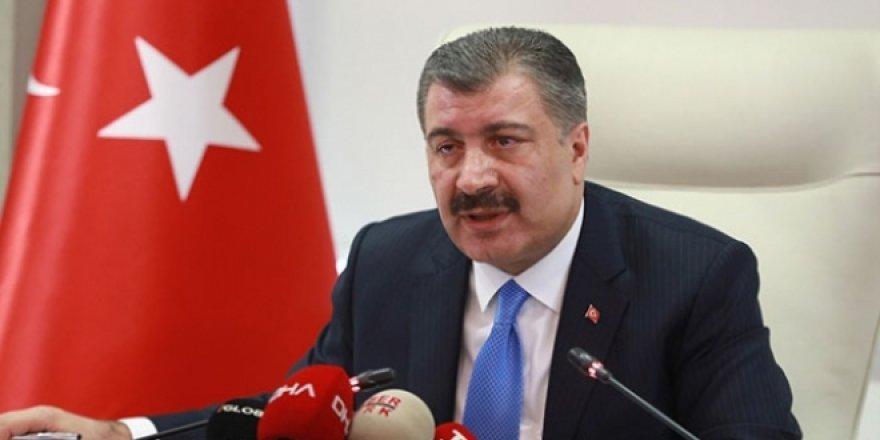 Bakan Koca: Türkiye'de ilk corona virüsü vakası tespit edildi