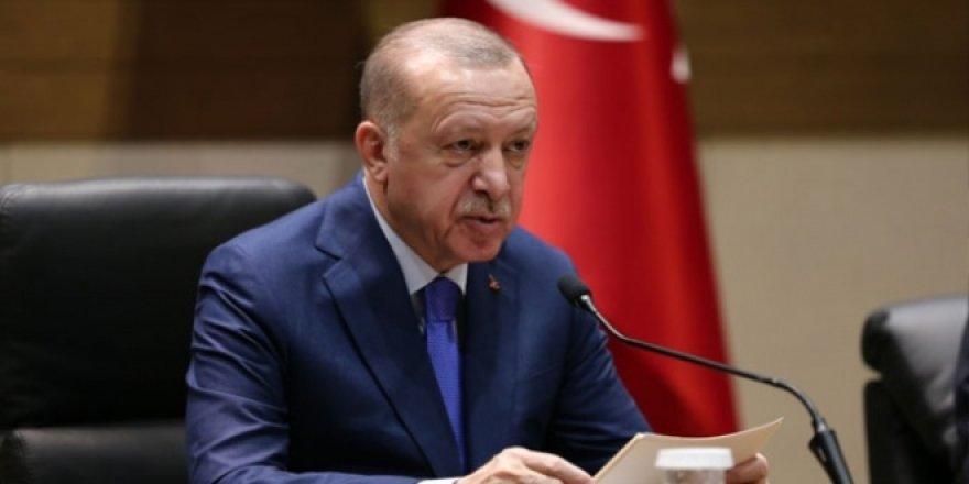 Cumhurbaşkanı Erdoğan'dan Yeni Koronavirüs Açıklaması