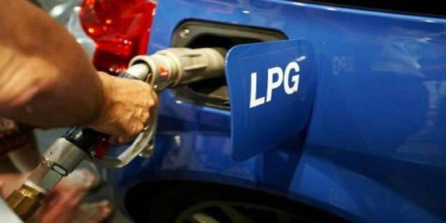LPG'ye büyük indirim geliyor!  80-90 kuruşluk...