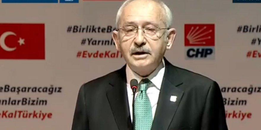 Kılıçdaroğlu, 13 maddelik koronavirüs önlem paketini açıkladı