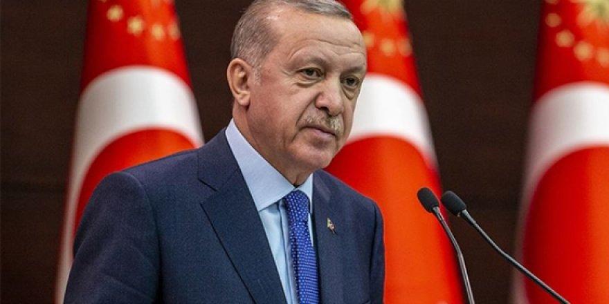 Erdoğan 'milli dayanışma' kampanyası başlattı! 7 aylık maaşımı...