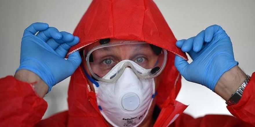 Sağlık kuruluşlarına girişlerde maske zorunlu