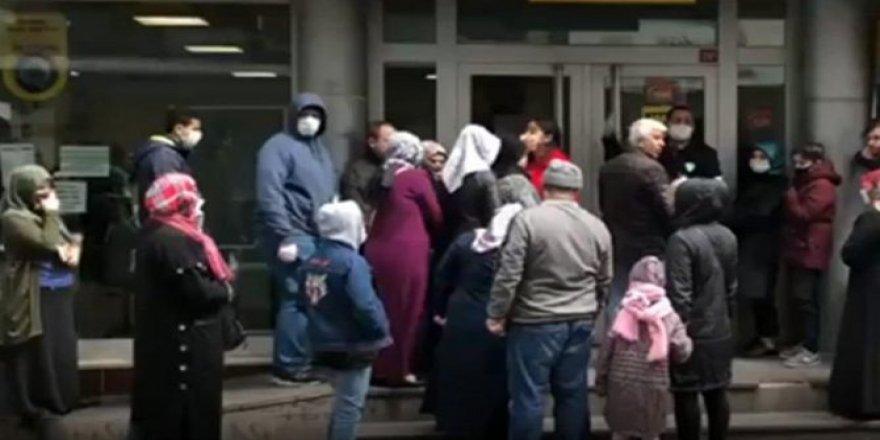 PTT Şubeleri Kapatılıyor - 1000 TL Yardımlara Evlere Teslim Edilecek!