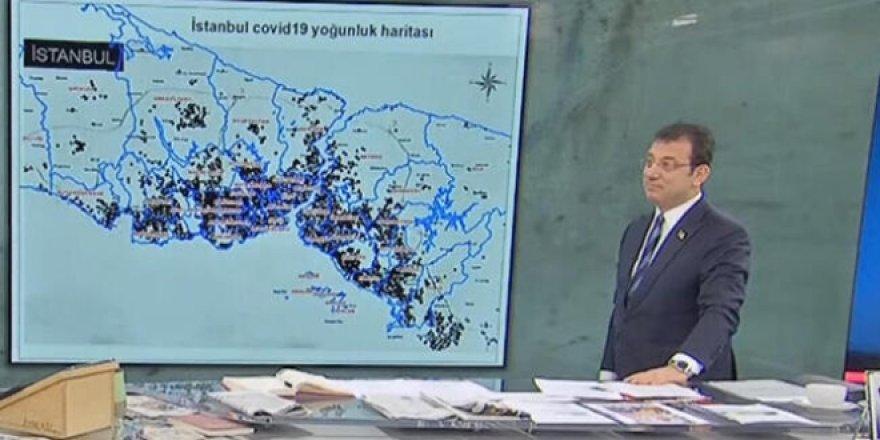 İstanbul'da koronavirüs vakasının en çok görüldüğü 3 ilçe