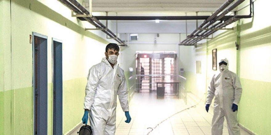 90 bin kişilik koronavirüs tahliye planı