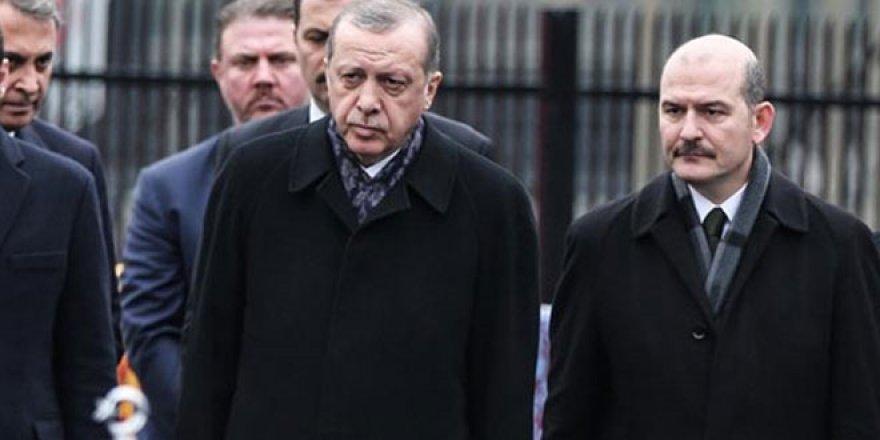 İstifa kararı öncesi Erdoğan ile Soylu arasındaki diyalog