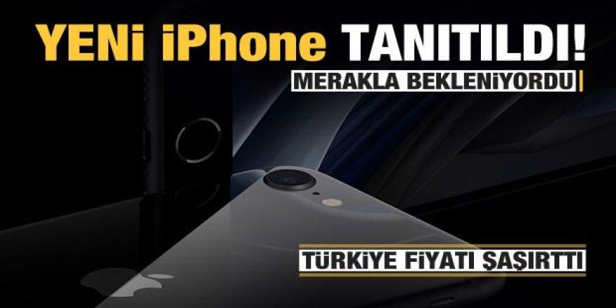 Yeni iPhone SE tanıtıldı! Türkiye fiyatı şaşırttı!
