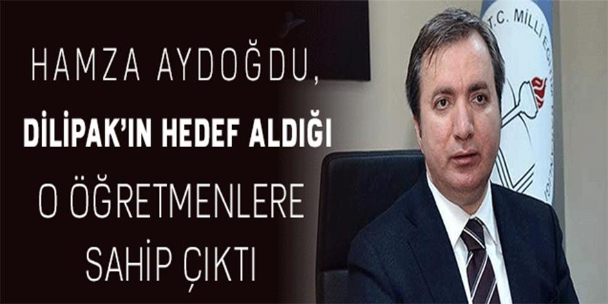 """Hamza Aydoğdu'dan Dilipak'a """"Oje"""" Yanıtı: Kininizi içinize kusun!"""