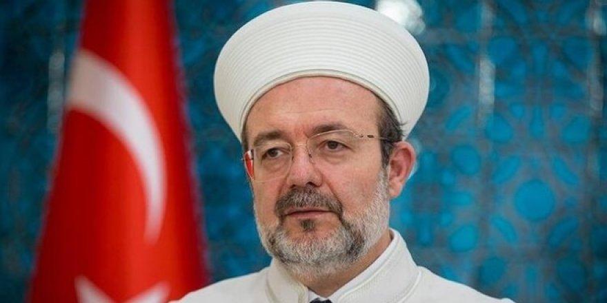Mehmet Görmez'in annesi koronavirüsten hayatını kaybetti