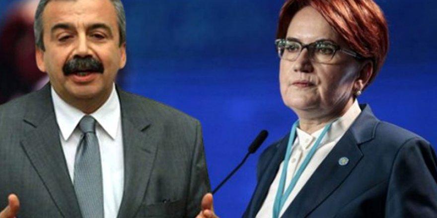 Sırrı Süreyya Önder'den İYİ Parti'ye yanıt: İsim verecek...