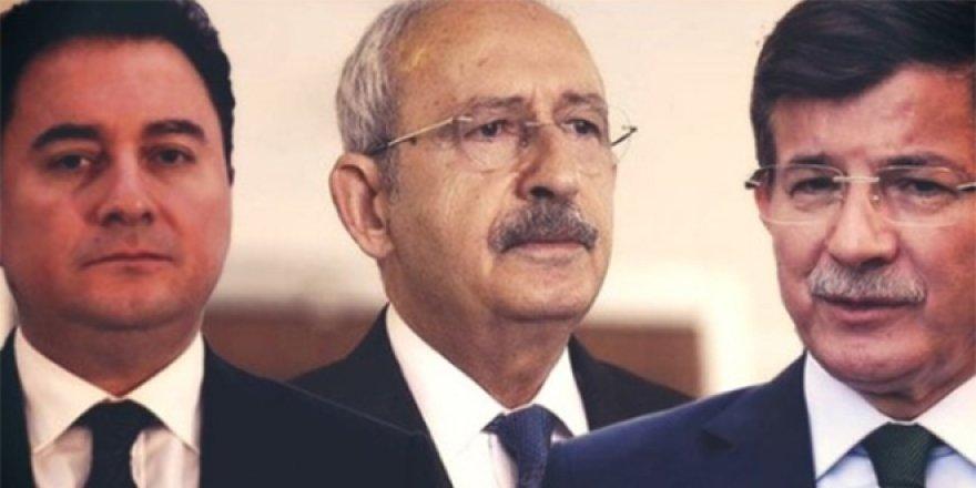 Kılıçdaroğlu: İyi Parti gibi, Davutoğlu ve Babacan'a da destek verebiliriz