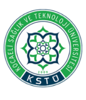 Kocaeli Sağlık ve Teknoloji Üniversitesi 30 Öğretim Üyesi ve 1 Öğretim Görevlisi alıyor