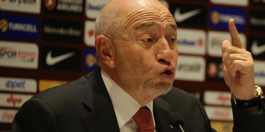 TFF Başkanı Özdemir: Temmuz'da maçlar seyircili olabilir
