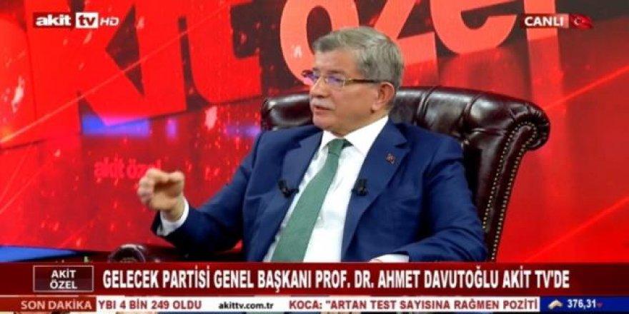 Davutoğlu'ndan Darbeci Mehmet Dişli açıklaması: Hakan Fidan'ın da talebine rağmen...