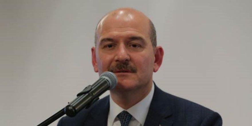Bakan Soylu 'İzmir'deki camii olayı'nı değerlendirdi: Buluruz ona da caminin dibinde ezanı dinletiriz