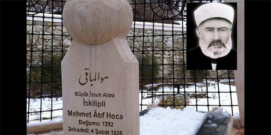 """Öğretmene """"İskipli Atıf Hoca"""" Cezası! - """"İslam Alimi"""" dedi, kınama cezası aldı!"""