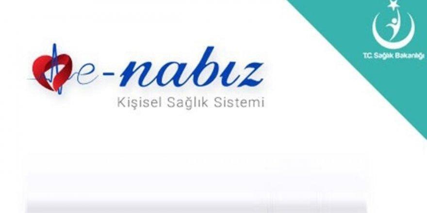 e-Nabız'daki kronik hastalıklar adresi belli oldu