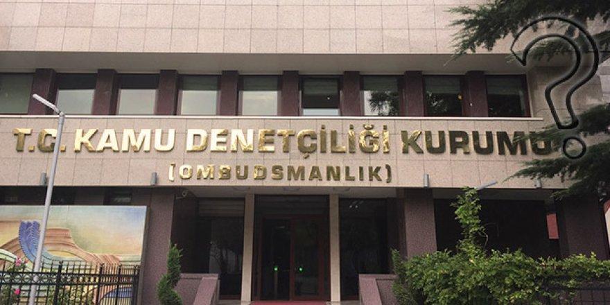 Türkiye Kamu-Sen, Sözleşmelilere Kadro İçin Ombudsman'a Başvurdu
