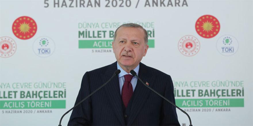 Erdoğan: Kurallara uyulmazsa kısıtlama geri gelir
