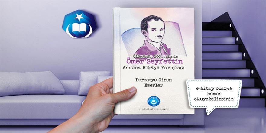 Ömer Seyfettin Hikaye Yarışması Dereceye Giren Eserler Yayınlandı!
