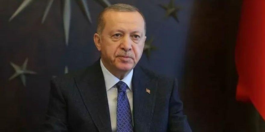 Cumhurbaşkanı Erdoğan'dan 'Bayram' mesajı