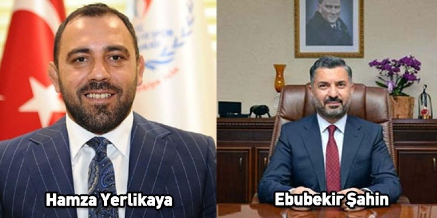 Milli güreşçi Vakıfbank'a, RTÜK Başkanı Halkbank'a atandı
